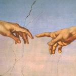 due dita di Michelangelo